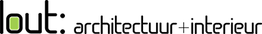 LOUT: architecten + interieur Logo